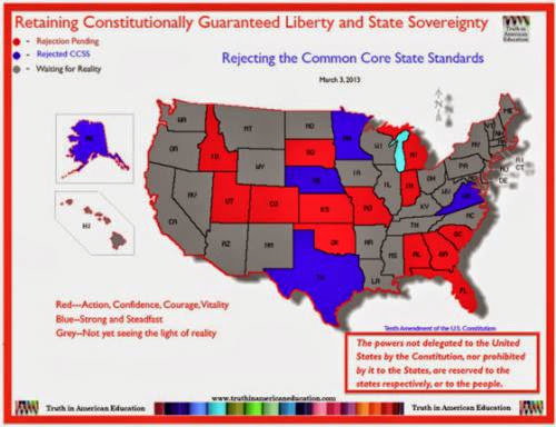 Government Schools Common Core Indoctrination