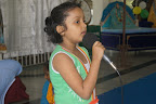 BHAJAN Competition Participant