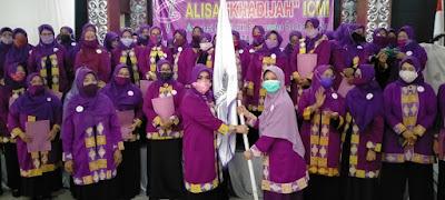Tati Artianingsih Pimpin ALISA Khadijah Kota Bekasi
