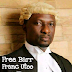 How Social Activist, Barr Franc Utoo was arrested in Abuja.
