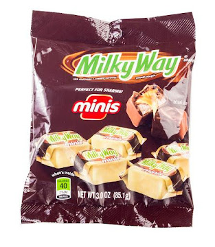 Chocolatina MILKYWAY Mini