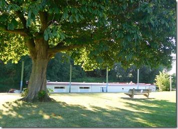 1 park mooring at pershore