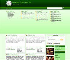 Online Casino Template 923