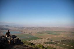 Pompeo faz a primeira visita de um diplomata norte-americano às Colinas de Golan