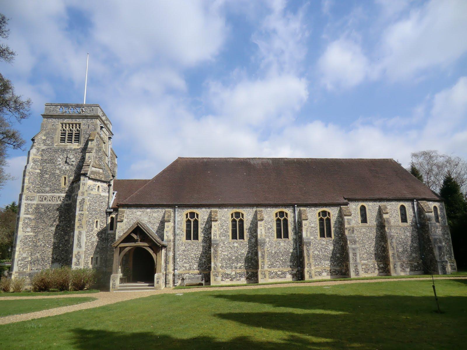 CIMG7468 St Paul's church, Woldingham