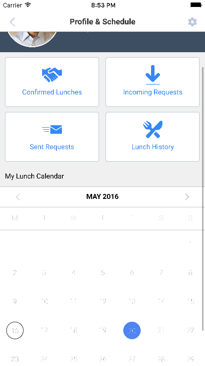 Lunchback- screenshot
