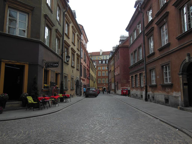 Calles de Varsovia