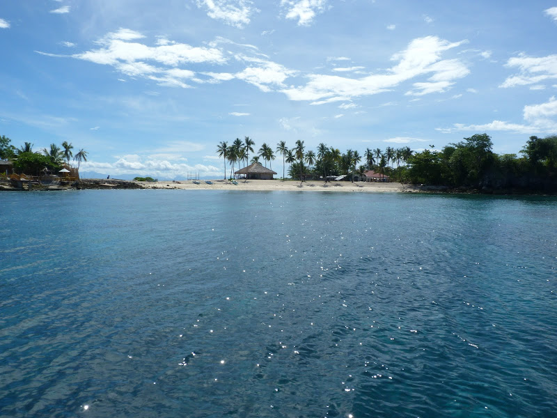 Malapascua vue du large