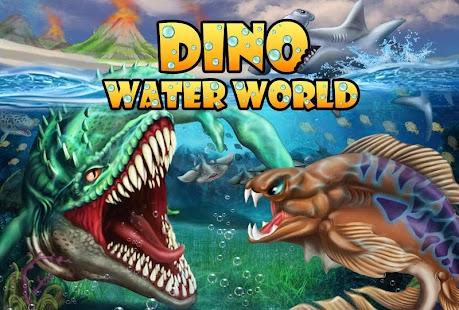 Jurassic Dino Water World
