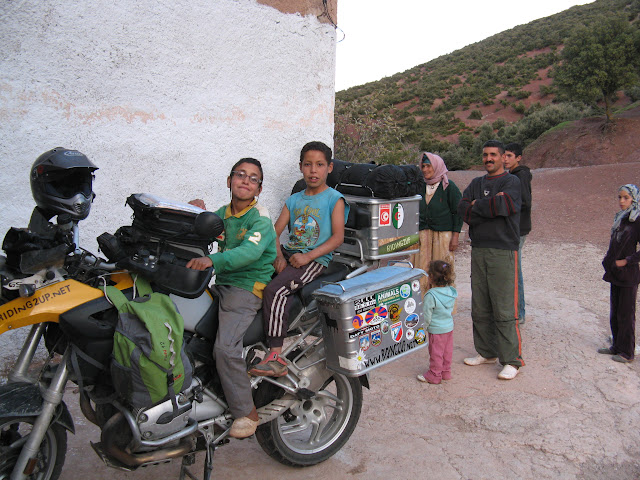 Moroccan Host Family