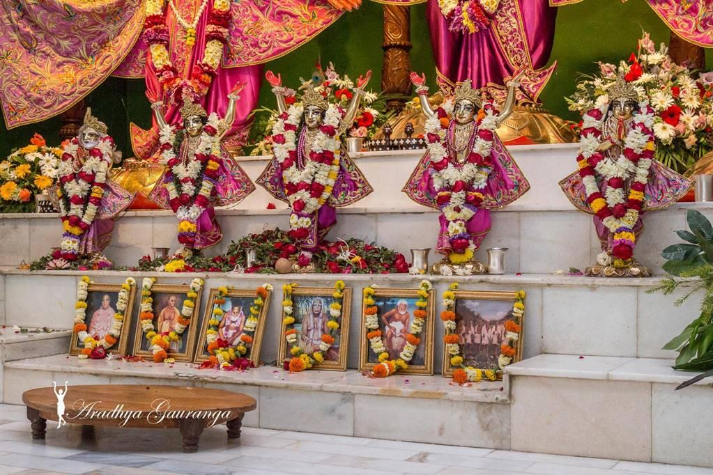 ISKCON Mayapur Deity Darshan 01 Mar 2016 (13)
