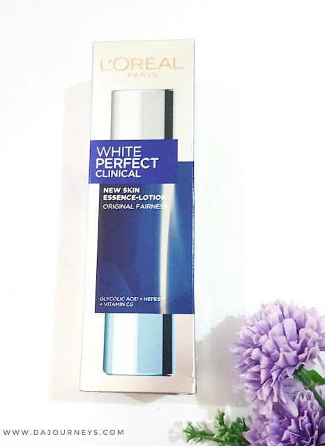 [Review] White Perfect Clinical New Skin Essence Lotion