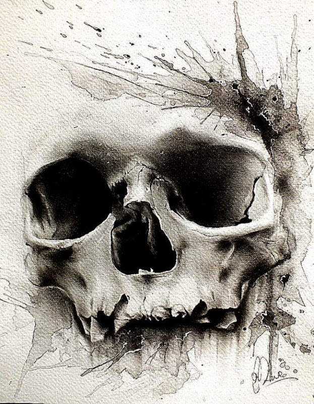 Skulls Tattoo Designs   Skullspiration