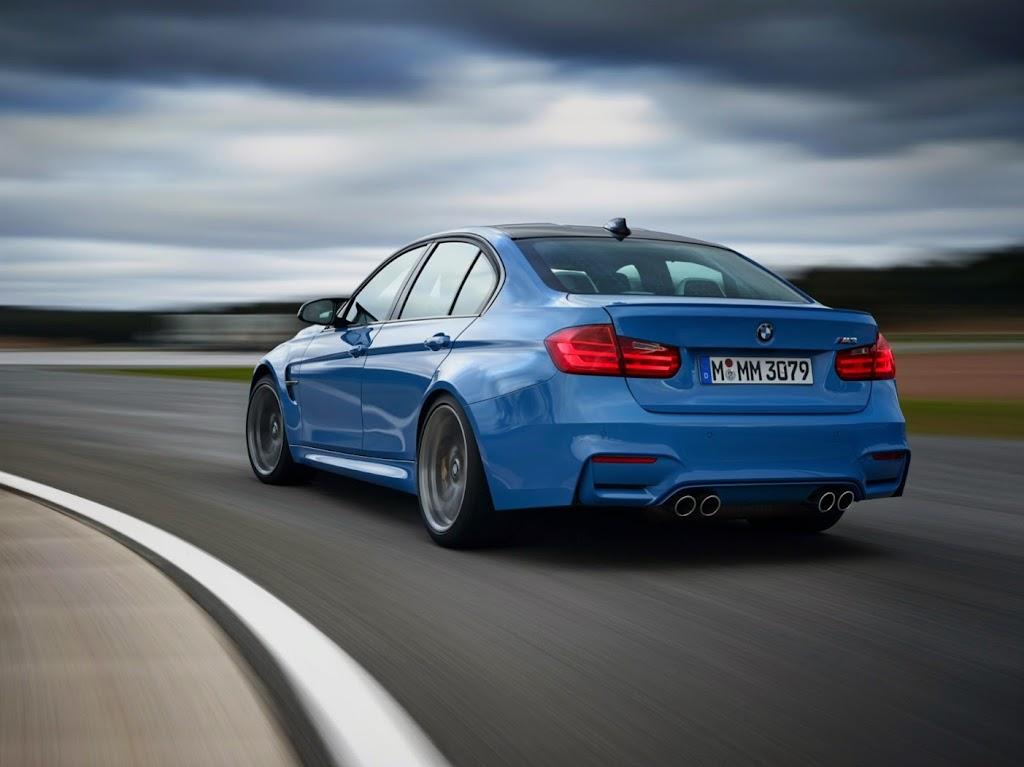 2015 BMW M3 Sedan 400