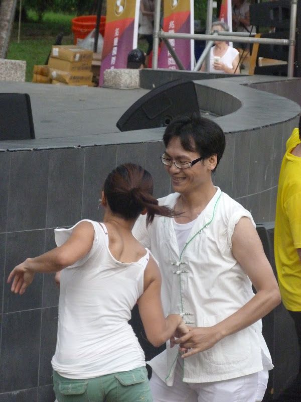Xizhi, Taipei. Exposition Renoir puis concert au parc Daan - P1330792.JPG