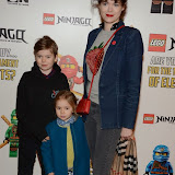 OIC - ENTSIMAGES.COM - Jasmine Guinness at the Lego Ninjago: Masters Of Spinjitzu Premier  in London  7th February 2015  Photo Mobis Photos/OIC 0203 174 1069