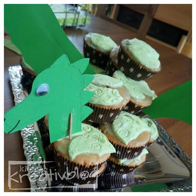 kleiner-kreativblog: Muffin-Drache
