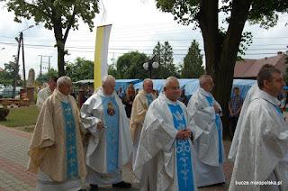 50-lecie kapłaństwa, Odpust Parafialny, 28.06.2015