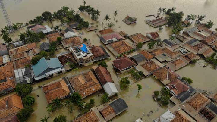 Banjir di Jakarta Jadi Sorotan, Banjir di Kabupaten Bekasi Siapa Peduli?