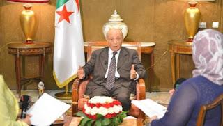 La session de printemps du Parlement «exceptionnelle à tous points de vue» (Ould Khelifa)