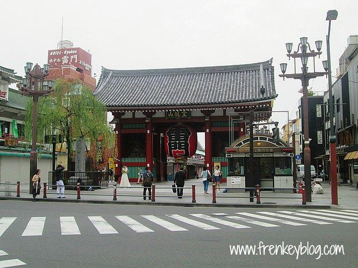 Kaminari-mon Asakusa - Tokyo