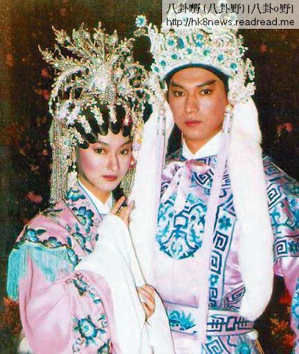 自小送往習京劇的他, 84年跟惠英紅在《歡樂今宵》聯袂演出北派功夫粵劇《鳳閣恩仇未了情》而出位。