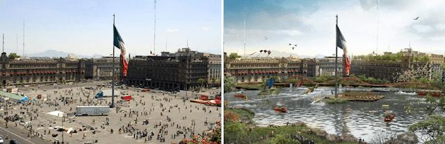 城市建築綠化