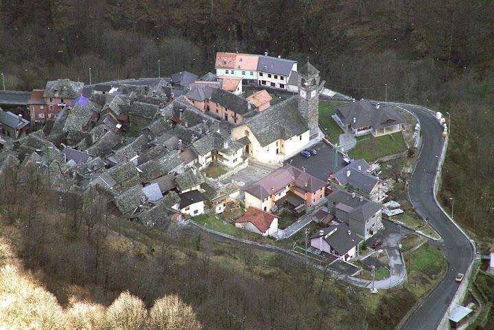 Viganella, a vila italiana que trouxe o sol para seu vale