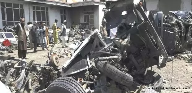 US Military Trashes Unwanted Gear in Afghanistan, Sells as Scrap