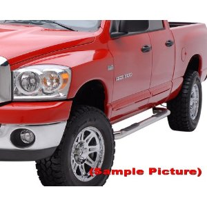 09-12 Dodge Ram 1500 Quad Cab Stainless Steel 3
