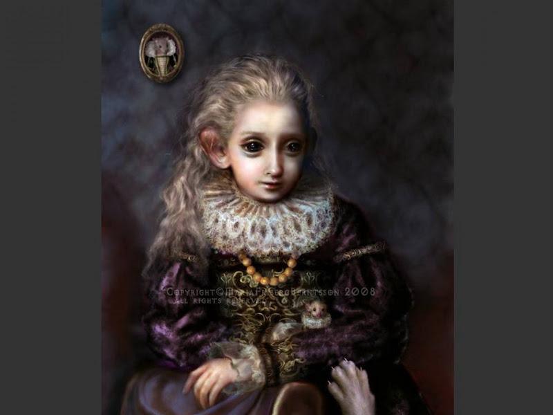 Magic Lady, Gothic