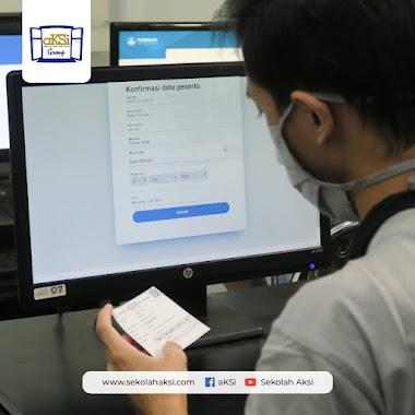 Gladi Bersih ANBK Kesetaraan Paket A/B/C Sekolah AKSI
