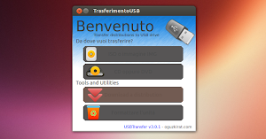 USB Transfer in Ubuntu Linux