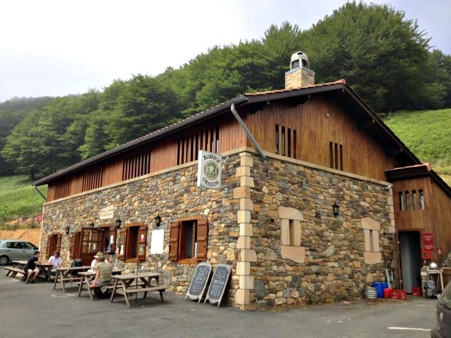 Albergue Refugio Orisson, Xalain Borda, Uhart-Cize, Francia, Camino de Santiago