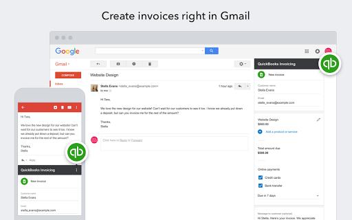 G Suite   Google  Create Invoice Online