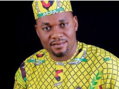 APGA Candidate, Ibezi Accused Of Funding Cult Groups In Obosi Anambra State.