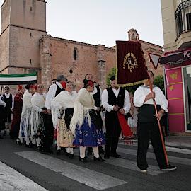 Festival Folklorico en Montijo
