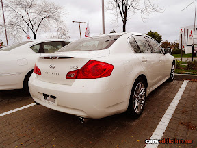 Inifiniti G35S, a proper sleeper (a car that is fast but doesn't look it)