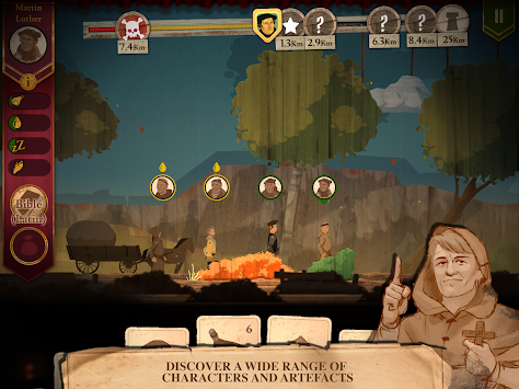 Luther - the Journey: An adventurous escape apk screenshot