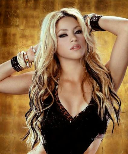 Hollywood Singer Shakira