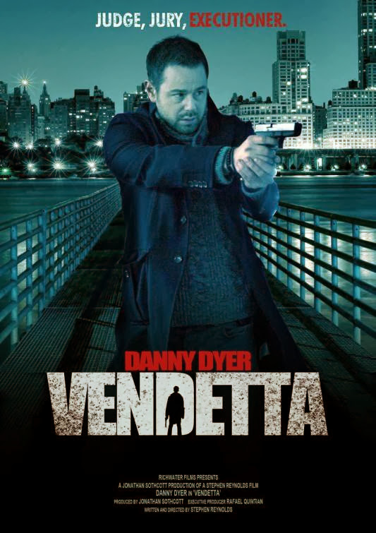 Poster Of English Movie Vendetta (2013) Free Download Full New Hollywood Movie Watch Online At Alldownloads4u.Com