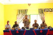Ciptakan Pilkada Kondusif, Kapolres Serdang Bedagai Sambangi Kecamatan Tanjung Beringin