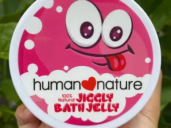 Bath Time Is More Fun With Human Nature Kids Jiggly Bath Jelly [Review]