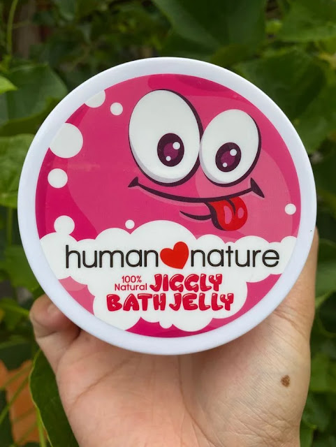 Human Nature Kids Jiggly Bath Jelly review