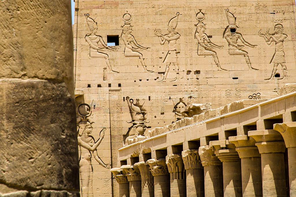 菲萊神廟 Philae 亞斯文 Aswan 埃及 Egypt