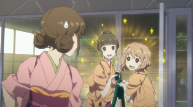 Hanasaku Iroha Episode 7 Screenshot 34