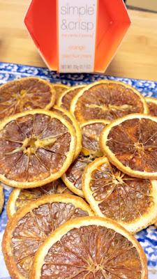 simple & crisp - orange