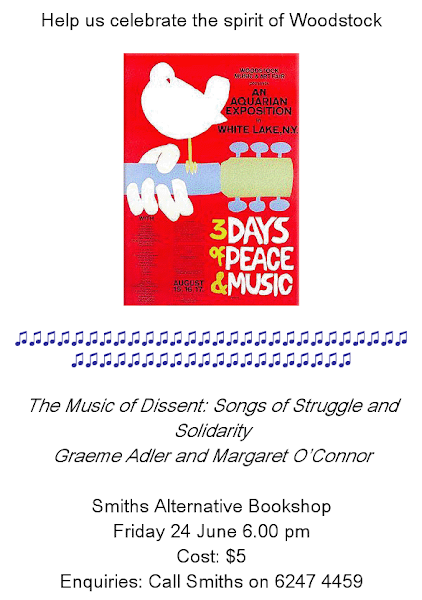 music of dissent poster