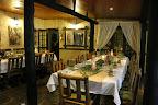 Riverside Restaurant - Private Function Set Up