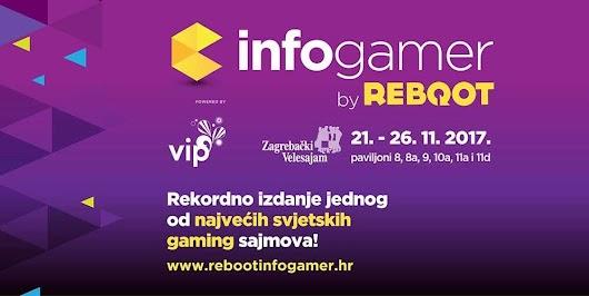 Idemo na Infogamer 2017.